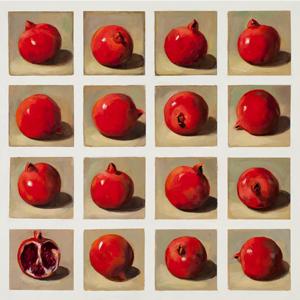 16 Pomegranites