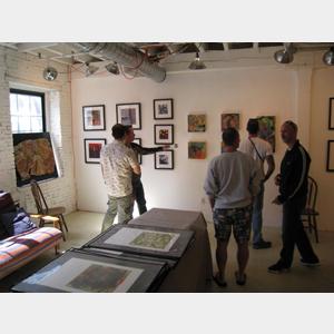 Studio at 450 Harrison Ave