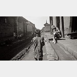 Boy in Street, Western Shanxi