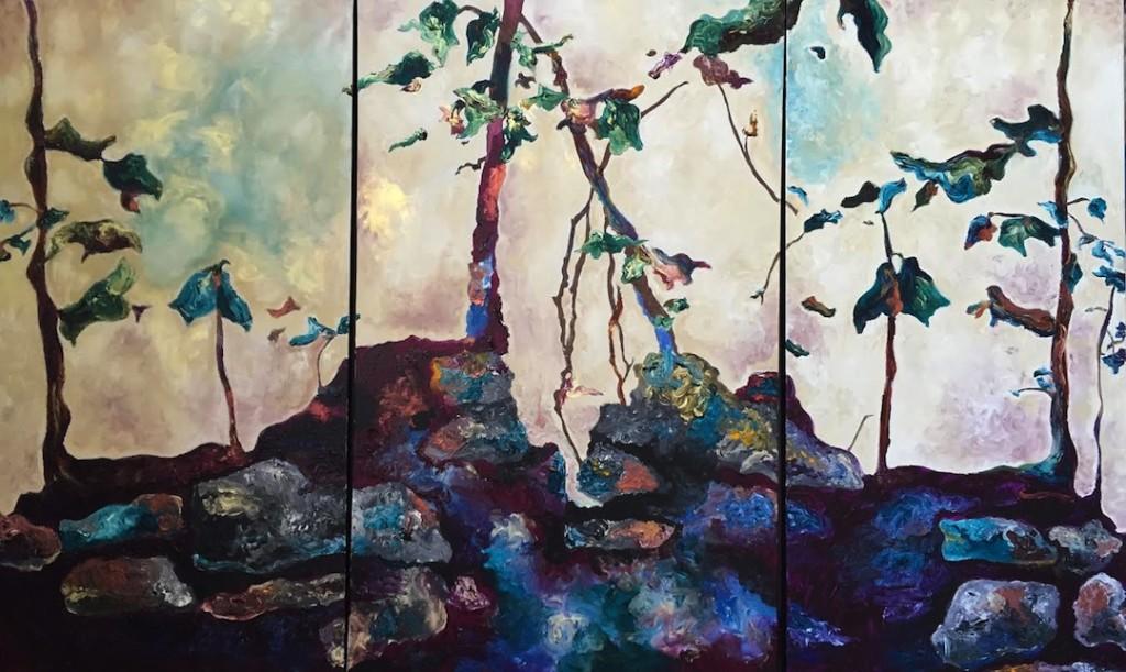 Uplifting Rush Triptych